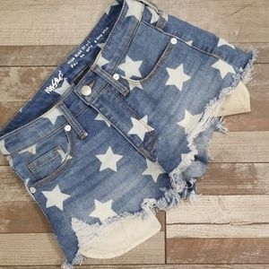 Mossimo Star Print Shorts